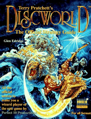 9780761502180: Terry Pratchett's Discworld: The Official Strategy Guide (Secrets of the Games Series)