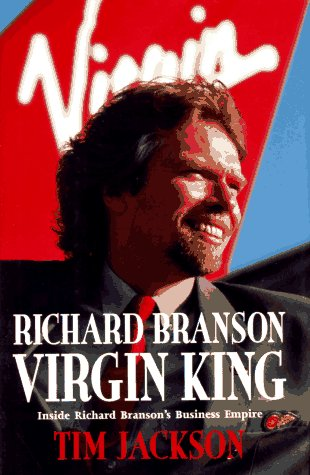 9780761503439: Richard Branson, Virgin King: Inside Richard Branson's Business Empire