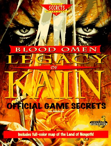 9780761503637: Blood Omen: Legacy of Kain: Official Game Secrets Strategy Guide (Secrets of the Games Series)
