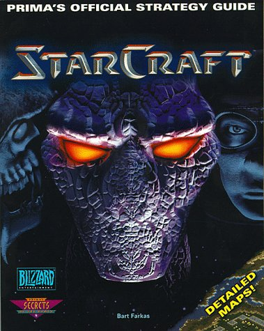 9780761504962: Starcraft: Prima's Official Strategy Guide