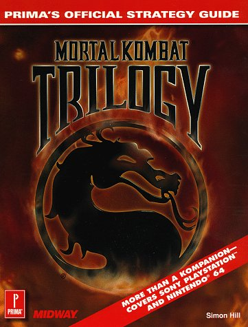 Mortal Kombat Trilogy Official Game Secrets (Secrets of the Games Series): Pcs