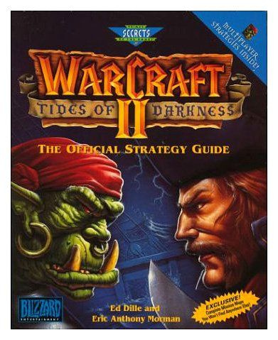 9780761508052: Warcraft Ii: Tides of Darkness, Custom: The Official Strategy Guide