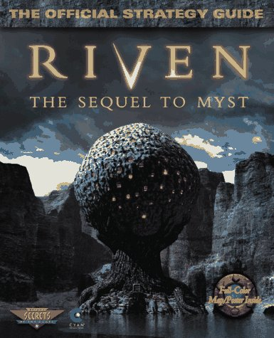 9780761508304: Riven: The Sequel to Myst : The Official Strategy Guide