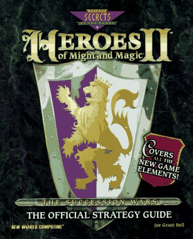 9780761508632: Heroes of Might and Magic II: The Official Strategy Guide (Secrets of the games series)