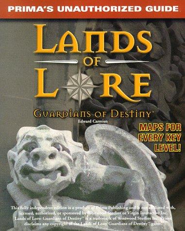 9780761509288: Lands of Lore: Guardians of Destiny : Unauthorized Secrets