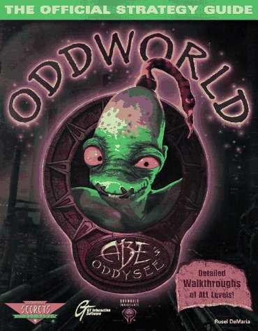 9780761510864: OddWorld: Abe's Oddysee, The Official Strategy Guide
