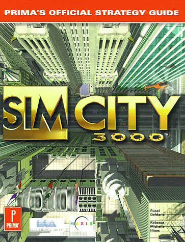 9780761511243: Simcity 3000: Prima's Official Strategy Guide