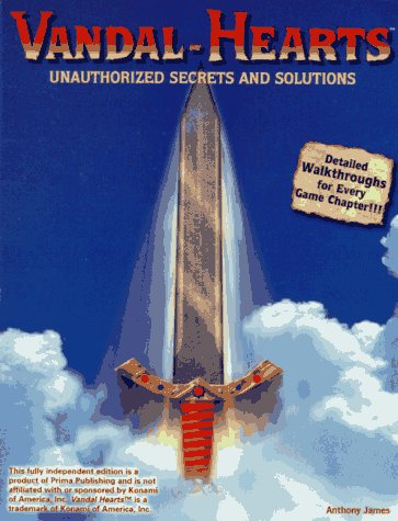 9780761511335: Vandal Hearts Unauthorized Secrets & Solutions (Secrets of the Games Series)