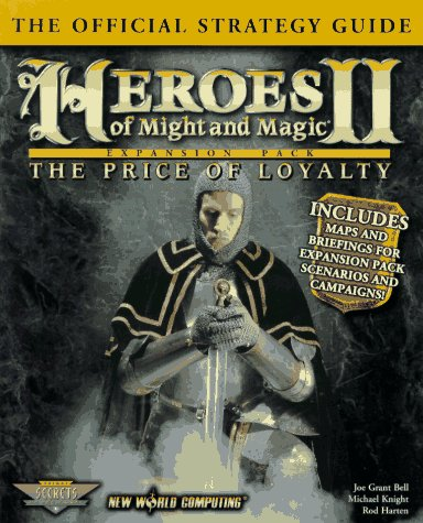 9780761511458: Heroes of Might and Magic II: The Official Strategy Guide (Secrets of the Games Series)