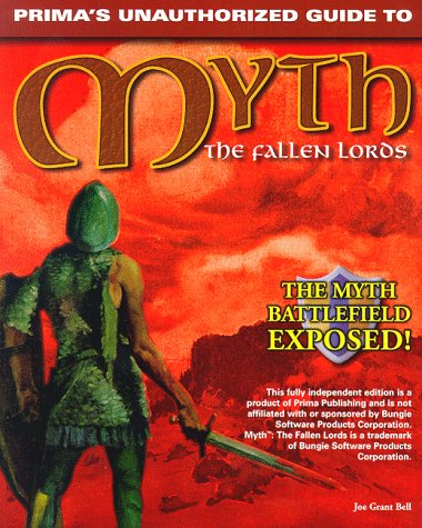 9780761512042: Myth: Strategy Guide (Secrets of the Games Series)