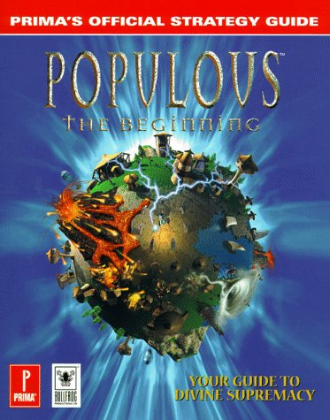 9780761512059: Populous: The Beginning : Prima's Official Strategy Guide