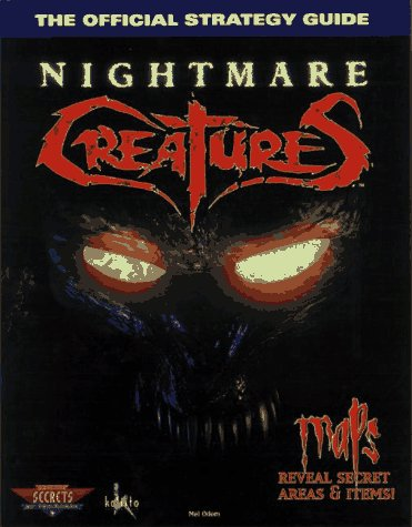 9780761512561: Nightmare Creatures: The Official Strategy Guide (Secrets of the Games Series)