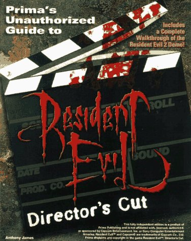 9780761513049: Resident Evil-Director's Cut: Unauthorized Game Secrets