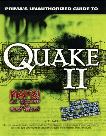 9780761513063: Quake II: Unauthorized Game Secrets (Secrets of the Games Series)