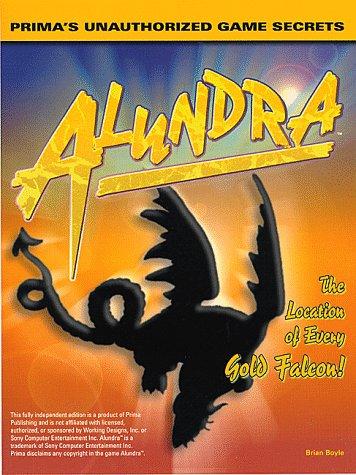 9780761513209: Alundra: Prima's Unauthorized Game Secrets