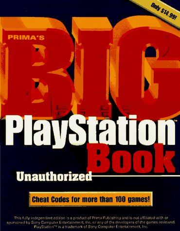 9780761513322: The Big PlayStation Book (Secrets of the Games Series)