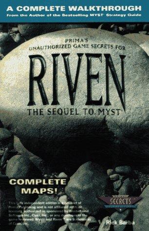 9780761513346: Riven: The Mini Guide: Unauthorized (Prima's secrets of the games)