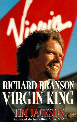 9780761513414: Richard Branson, Virgin King: Inside Richard Branson's Business Empire