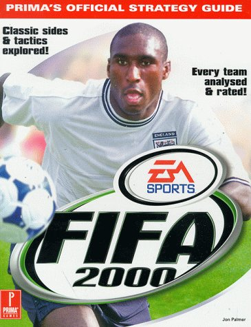 9780761513520: FIFA 2000 (UK) (Prima's Official Strategy Guide)