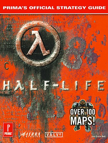 9780761513605: Half Life Strategy Guide (Official Strategy Guides)