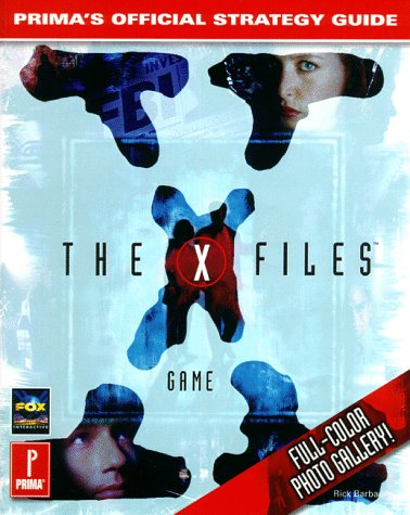 9780761515722: X-Files: Prima's Official Strategy Guide