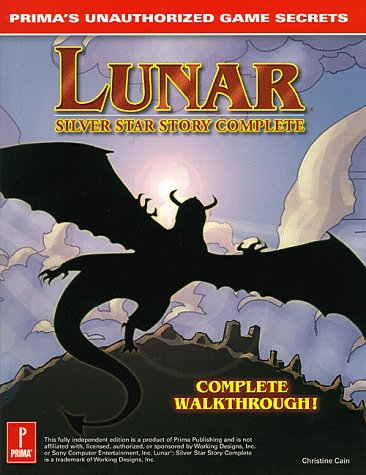 9780761516422: Lunar: Silver Star Story Complete: Prima's Unauthorized Strategy Guide