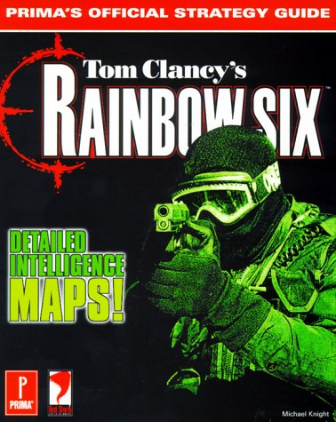 9780761517368: Tom Clancy's Rainbow Six: Prima's Official Strategy Guide