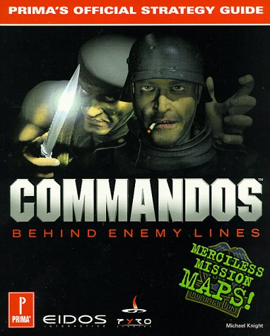 9780761517450: Commandos Behind Enemy Lines: Prima's Official Strategy Guide