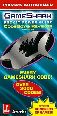 9780761517481: GameShark Pocket Power Guide: Code Boy's Revenge v. 3