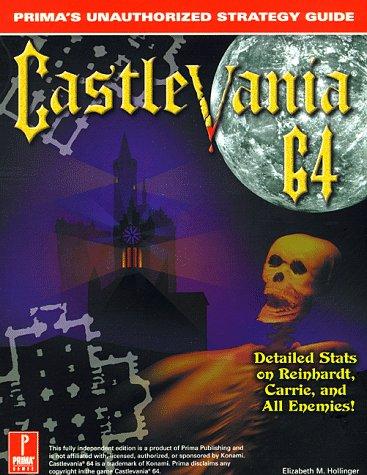 9780761517672: Castlevania 64: Prima's Unauthorized Strategy Guide
