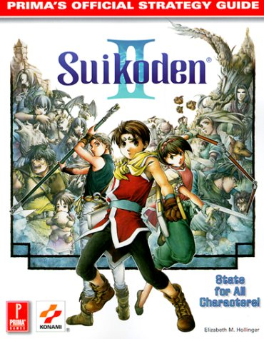 9780761517689: Suikoden II: Prima's Official Strategy Guide