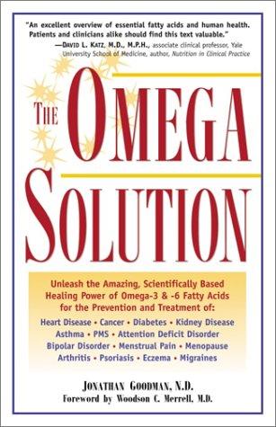 The Omega Solution: Unleash the Amazing, Scientifically: Goodman, Jonathan