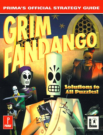 9780761517979: Grim Fandango: Prima's Official Strategy Guide