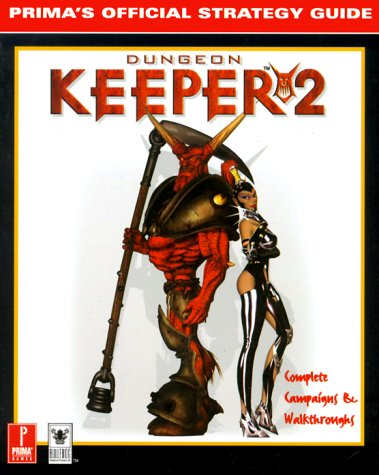 9780761518051: Dungeon Keeper 2 (Prima's Official Strategy Guide)