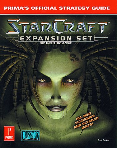 9780761518112: Starcraft Expansion Set: Brood War : Prima's Official Strategy Guide