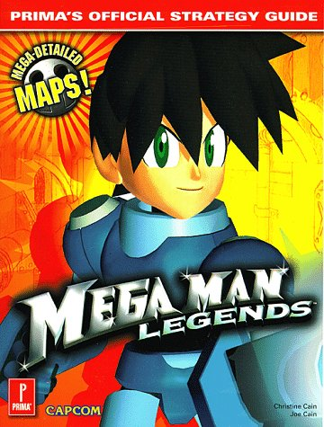 Mega Man Legends: Cain, Christine