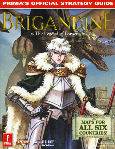 9780761518747: Brigandine Strategy Guide (Official Strategy Guide)