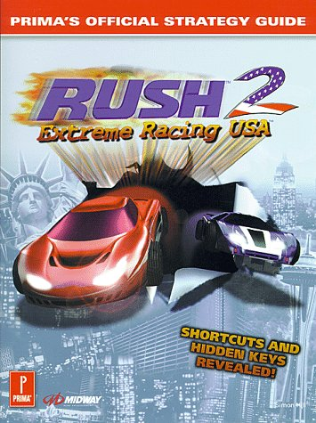 Rush 2 : Extreme Racing USA; Prima's Official Strategy Guide: Pcs