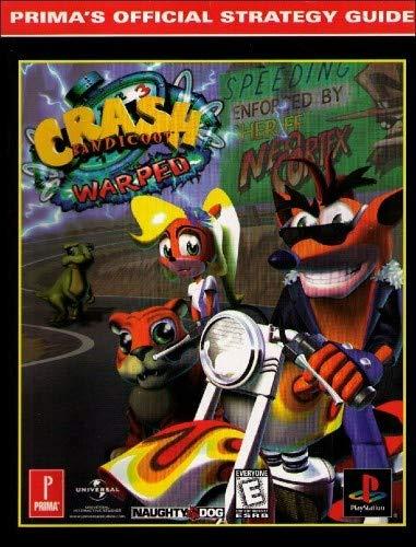 9780761519348: Crash Bandicoot 3 W/Poster (Eb)
