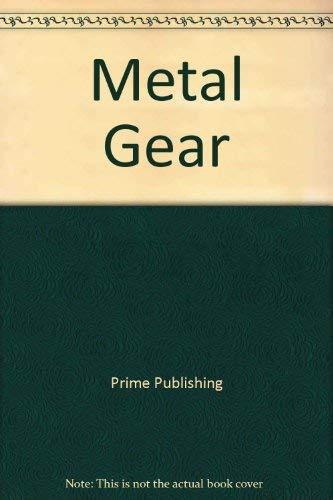 9780761520016: Metal Gear Solid w/Memory Card
