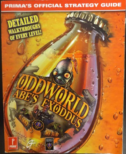 9780761520603: Oddworld: U.K.Edition: Abe's Exoddus - Official Strategy Guide
