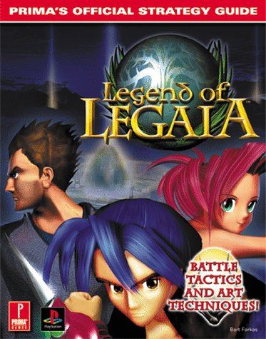 9780761520887: Legend of Legaia: Prima's Official Strategy Guide