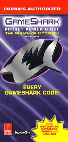 9780761520948: GameShark Pocket Power Guide : The Wrath of CodeBoy (Prima's Authorized 4th Edition)