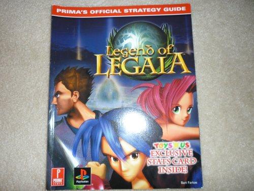 9780761521198: Legend of Legaia