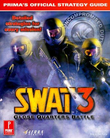 9780761521471: Swat 3: Close Quarters Battle