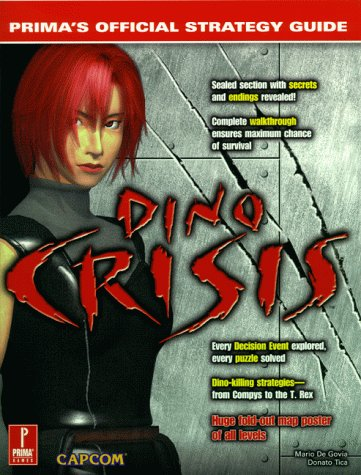9780761522393: Dino Crisis: Official Strategy Guide (Prima's official strategy guide)