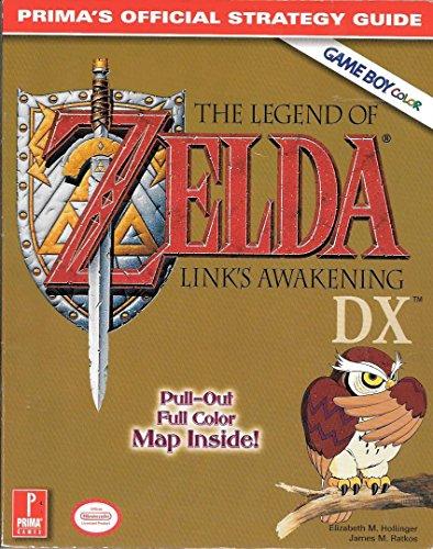9780761522409: The Legend of Zelda: Link's Awakening - Official Strategy Guide (Prima's official strategy guide)