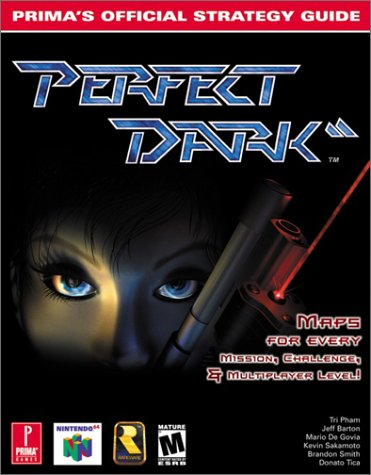 9780761522805: Perfect Dark (Prima's Official Strategy Guide)