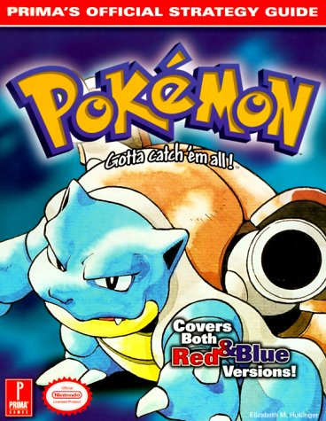 9780761522829: Pokemon Blue: Official Strategy Guide (Prima's official strategy guide)