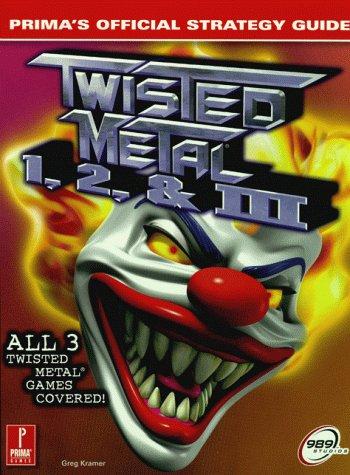 9780761522850: Twisted Metal Compendium